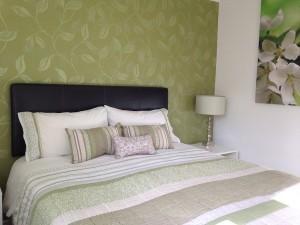 UCLan student bedroom in Preston