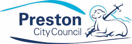 Preston city council logo